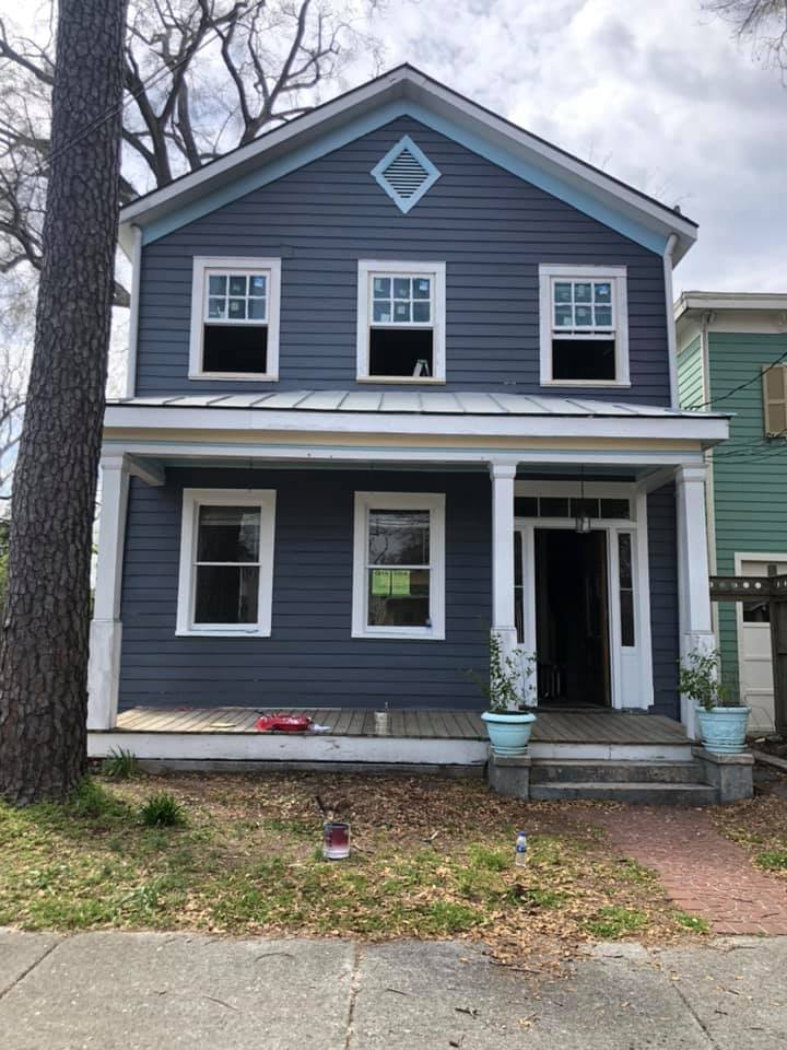Home painting and remodeling