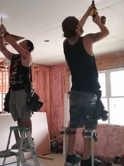 Drywall and insulation services