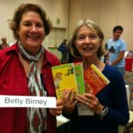 Betty G. Birney and Humphrey.