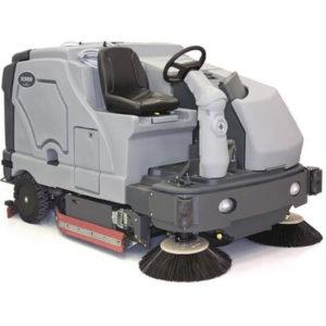 Advance SC8000 Diesel LP Powered Rider Sweeper Scrubber Industrial