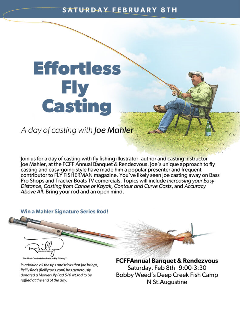 Effortless Fly Casting - A day of Casting with Joe Mahler