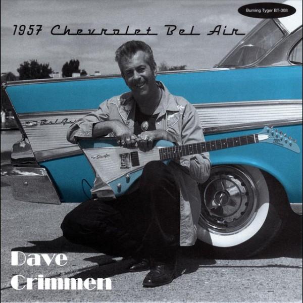 1957 Chevrolet Bel-Air, Dave Crimmen