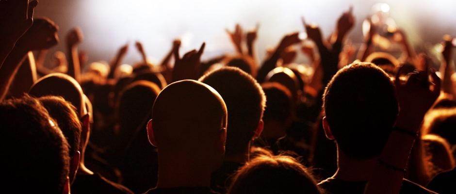 Dave Crimmen - Rock Concerts in Bay Area
