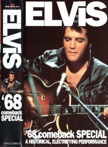 Elvis68ComebackVHS