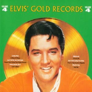 Elvis'GoldRecordsVol 4