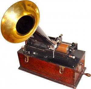EdisonCylinderPhonograph