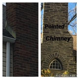 Pointed Chimney