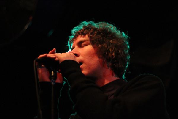 Crystal Stilts performs at Black Cat Backstage in Washington, D.C. on April 22, 2011.