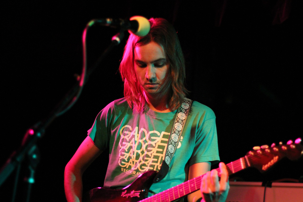 Tame Impala performs at Black Cat in Washington, D.C. on May 6, 2011.
