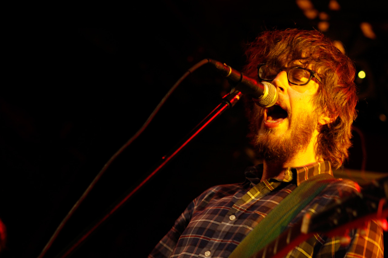 Cloud Nothings plays at Bowery Ballroom in New York, NY on April 14, 2014.