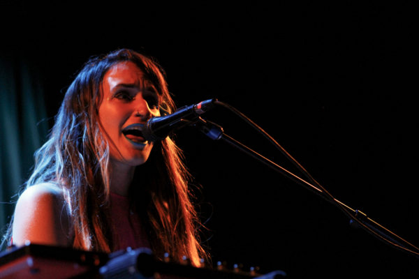 Sad13 plays at Music Hall of Williamsburg in Brooklyn, New York on Sept. 28, 2017. (© Michael Katzif - Do not use or republish without prior consent.)