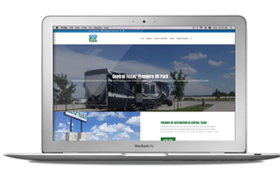 Valley View RV Park is live!