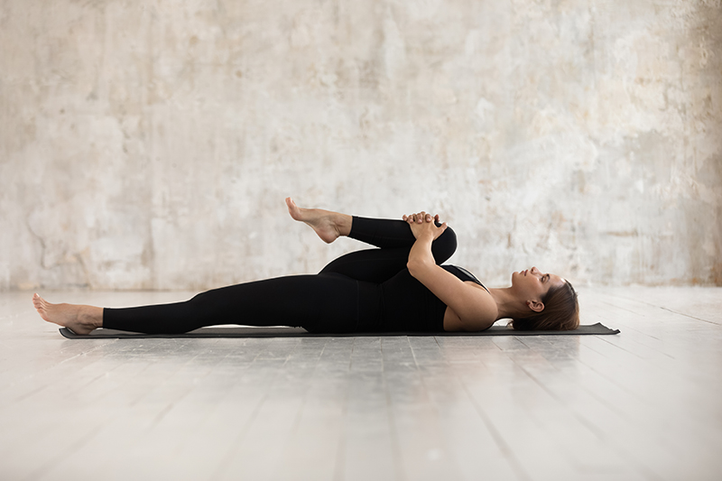 Strengthen Your Back Through Stretching
