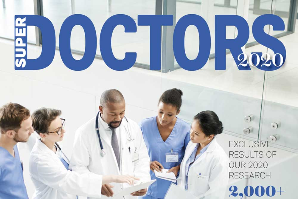 Super Doctors 2020 feature