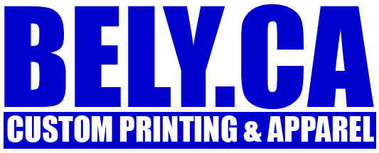 Bely.ca Customized T-Shirt Printing & Wholesale