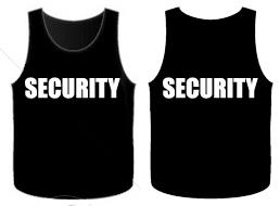Security Tank Top
