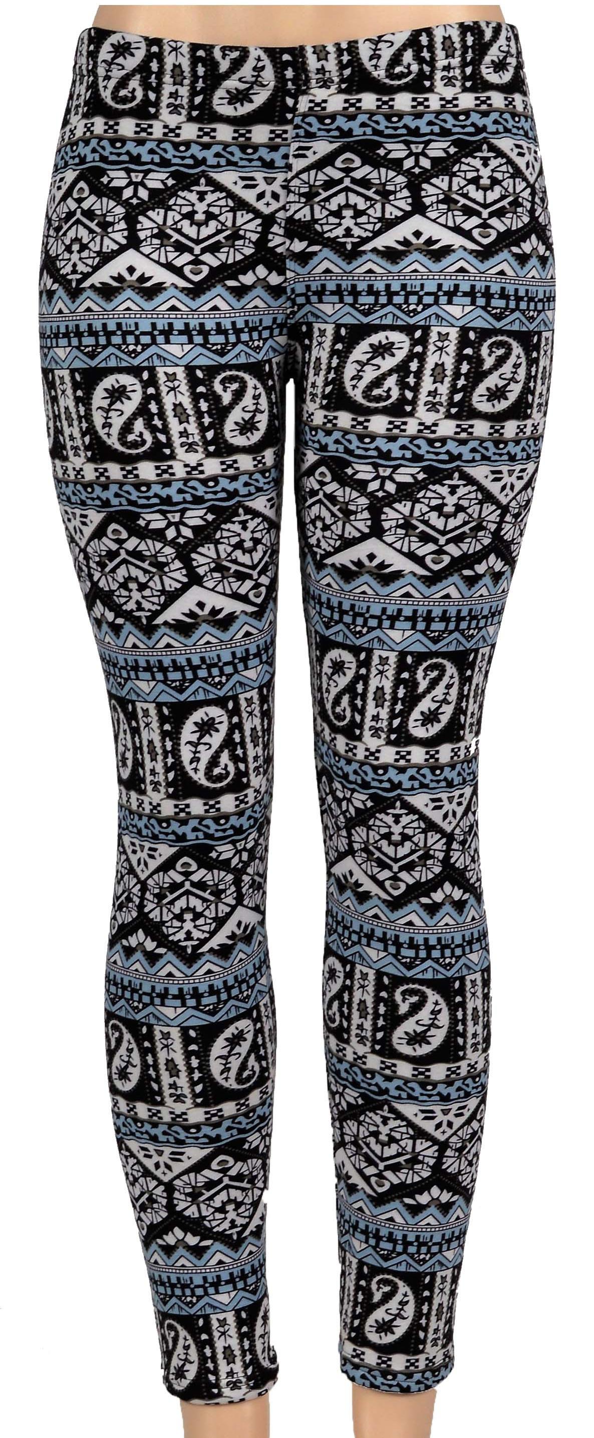 Ladies Fur Lined Leggings