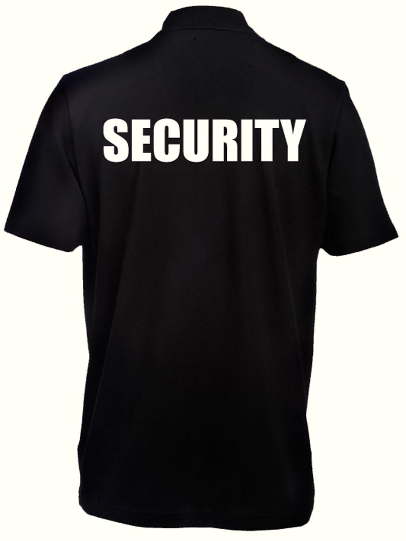 Security, Staff Shirts