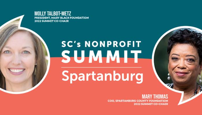 2022 Nonprofit Summit Spartanburg