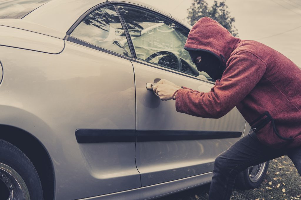 5 Ways to Prevent Car Theft