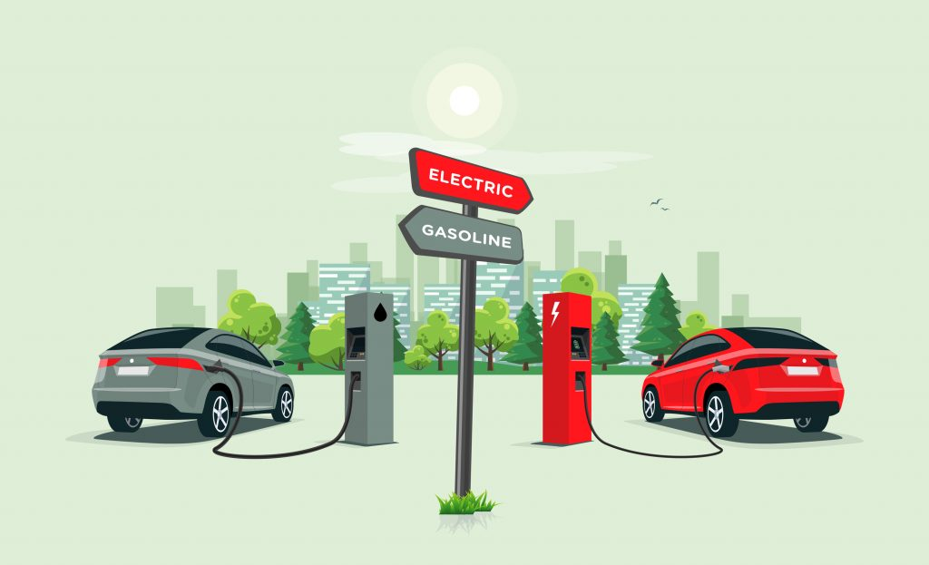 What's the Difference? Comparing Gas, Hybrid and Electric Vehicles
