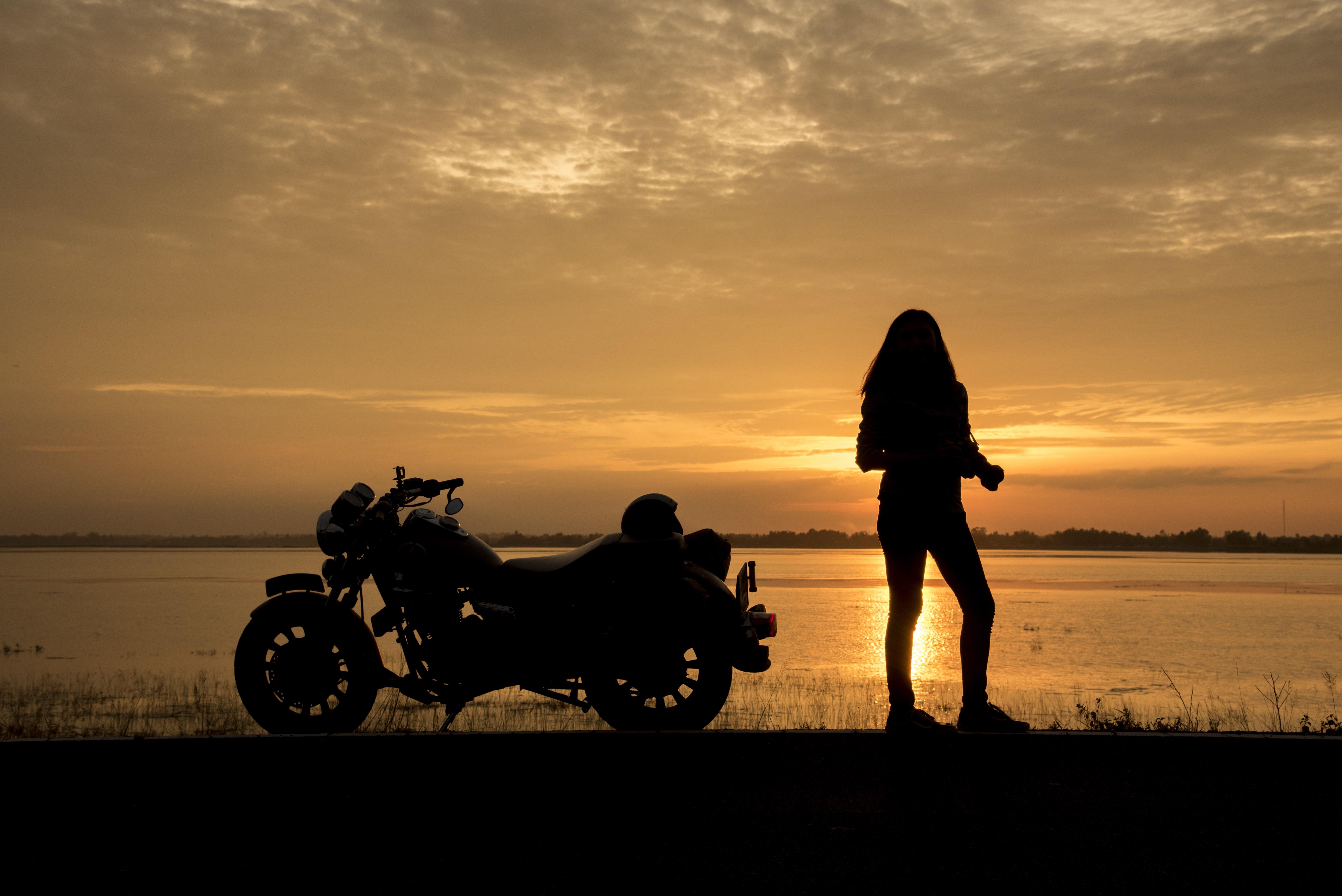 Motorcycle road trip planning