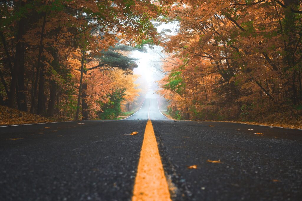 Most Scenic Fall Drives in the Midwest