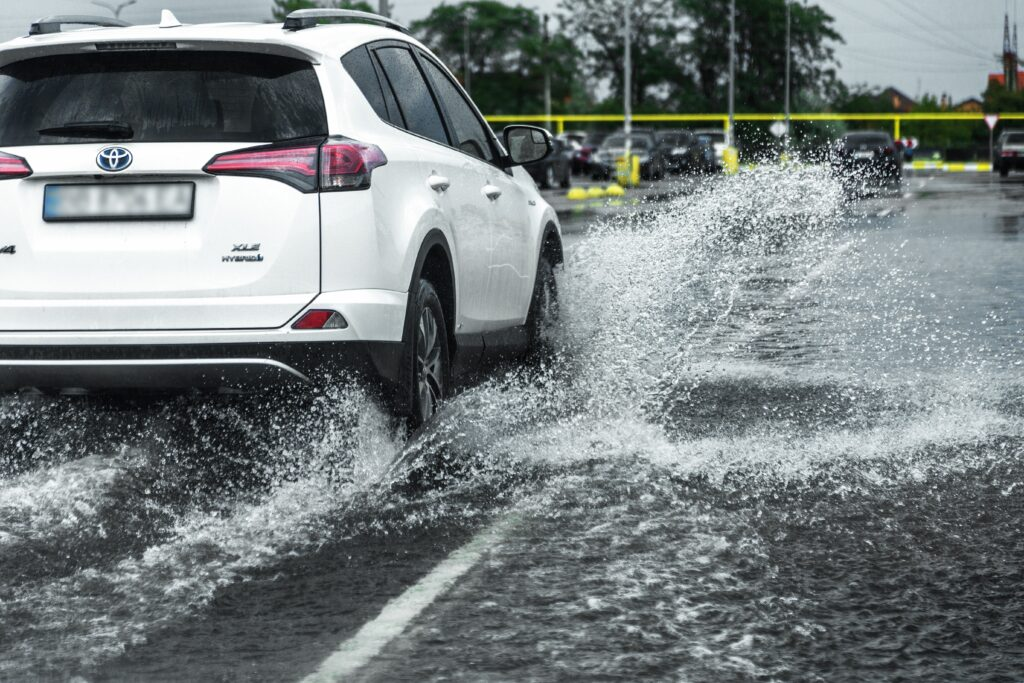 3 Signs You're About to Buy a Flood Car