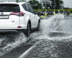 flood damage car