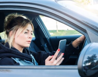 teens texting and driving