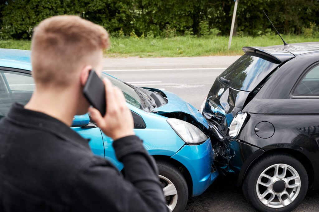 5 Common Types of Driving Accidents