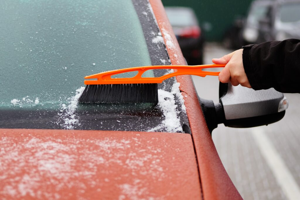 How to Defrost Your Car