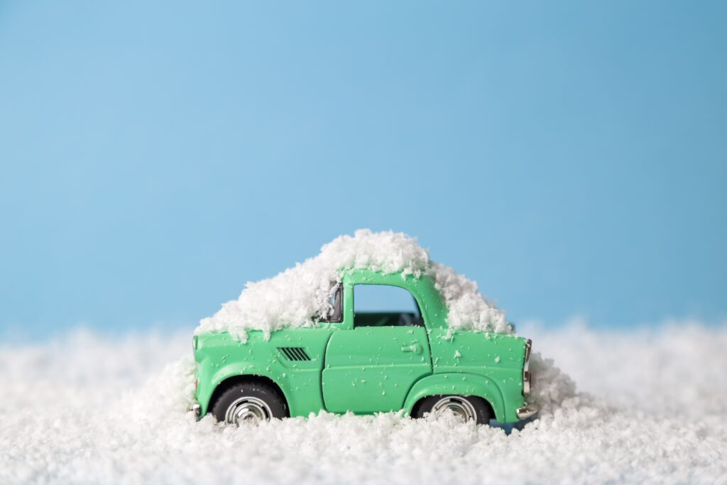 How to Get Your Car Out of Snow