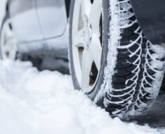Difference between all season and winter tires