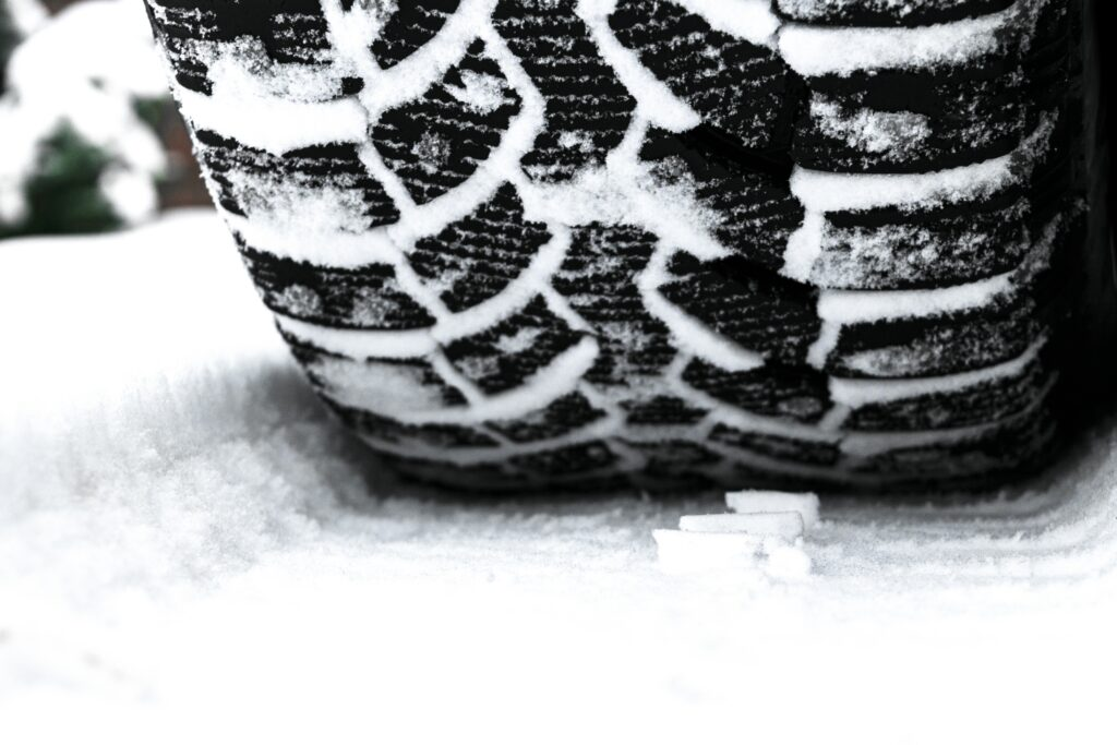 winter tire air pressure