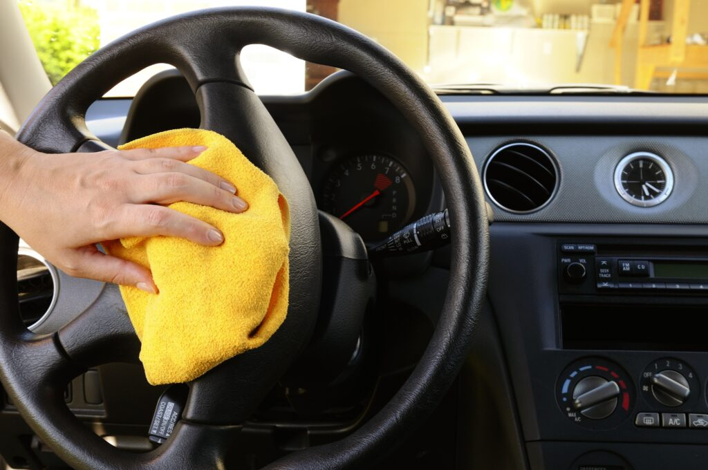 Three Ways to Sanitize Your Car
