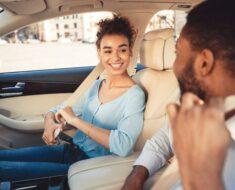 Seat belts save lives