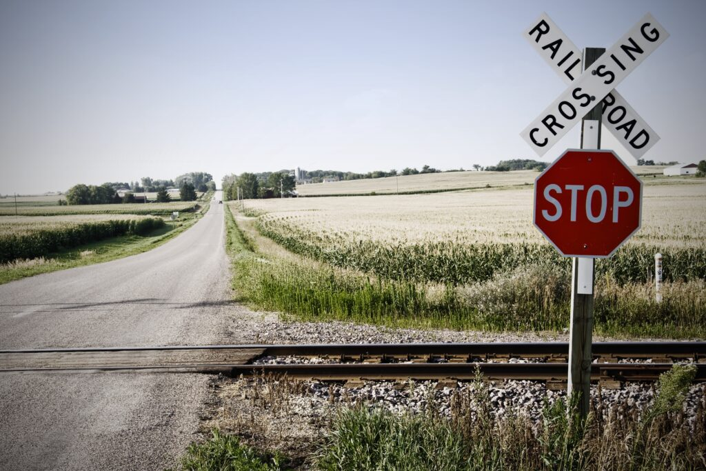 Railroad Crossing Safety: What You Need to Know