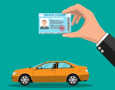 How can I get my license renewed during the pandemic?