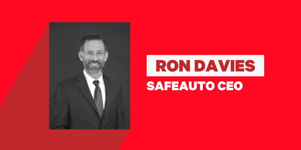 SafeAuto CEO Ron Davies