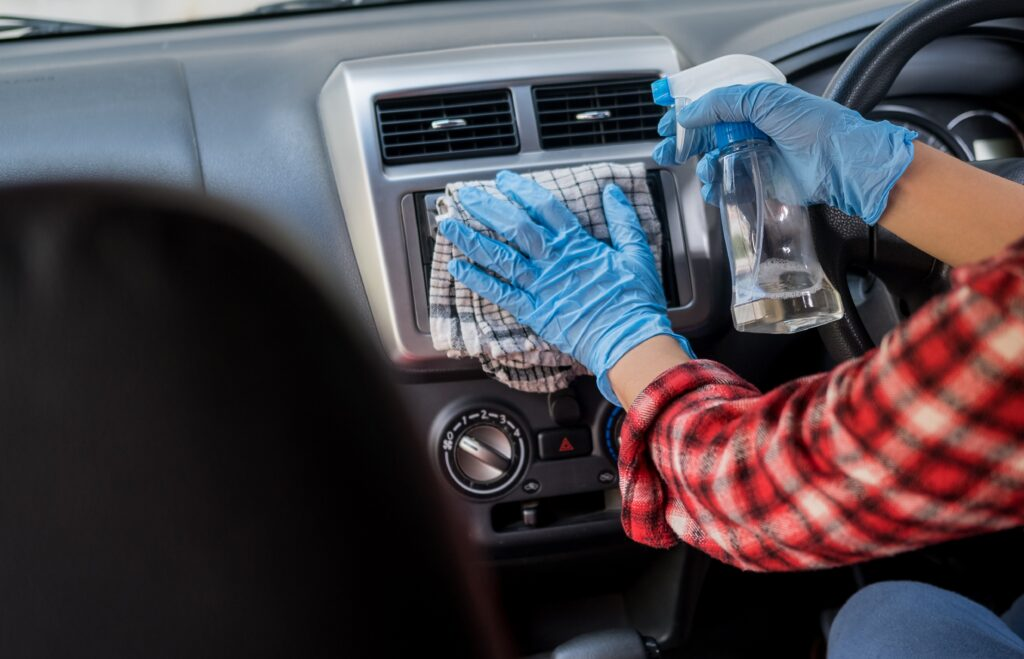 The Perfect Spring Cleaning Check List for Cleaning Your Car