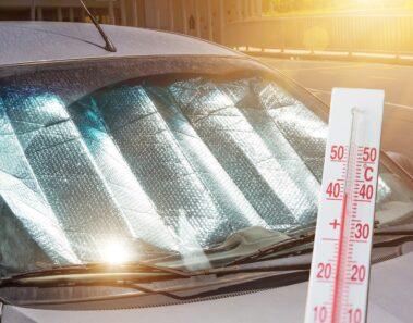 overheating cars