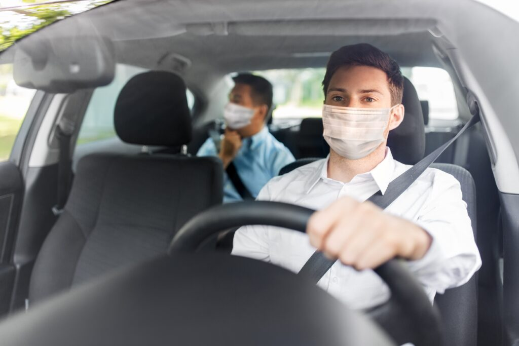 How to Stay Safe Carpooling During COVID-19