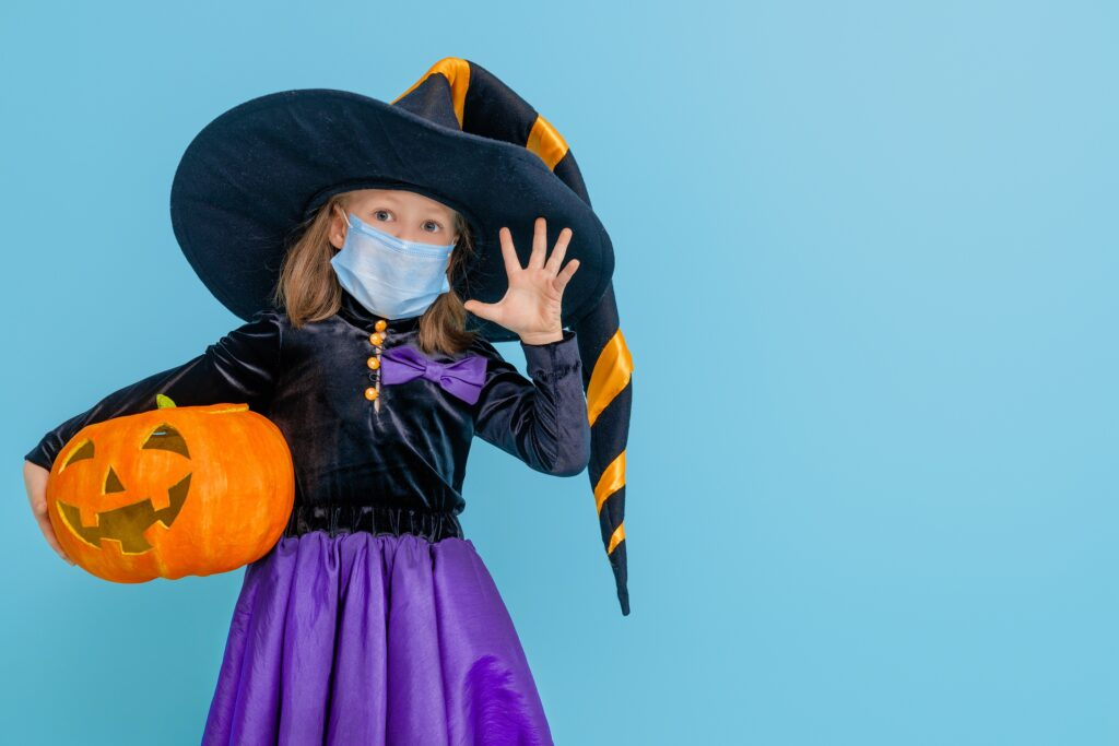 Halloween Safety Tips During the COVID-19 Pandemic