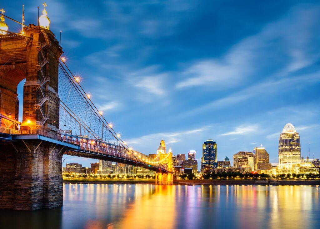 Where Are the Most Dangerous Intersections in Cincinnati, Ohio?