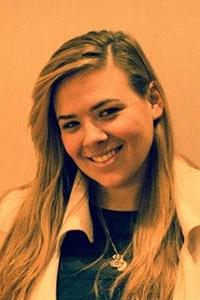 Daphne Voineskos portrait photo