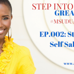 #MsUduakDaily 002: Stop the Self Sabotage