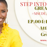 #MsUduakDaily: How to Have an Attitude of Gratitude