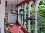 Villa Merida - Lower Rear Veranda