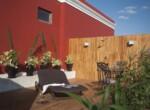 Villa Merida - Room 7 private balcony